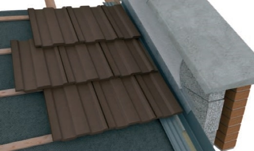 Abutment Soaker Corodrain Grp Valley Troughs Roofing