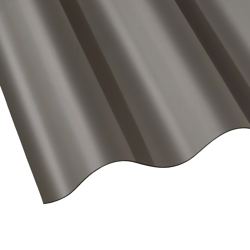 10 5 3 Profile Corrugated Polycarbonate Roof Sheet