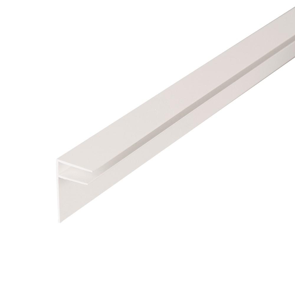10mm Pvc Side Flashing Roofing Ventilation