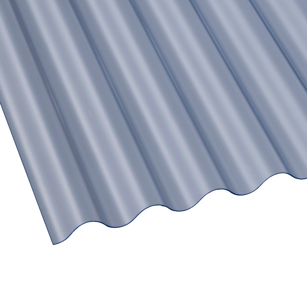 8/3 Profile Corrugated PVC Roof Sheet Heavy Duty