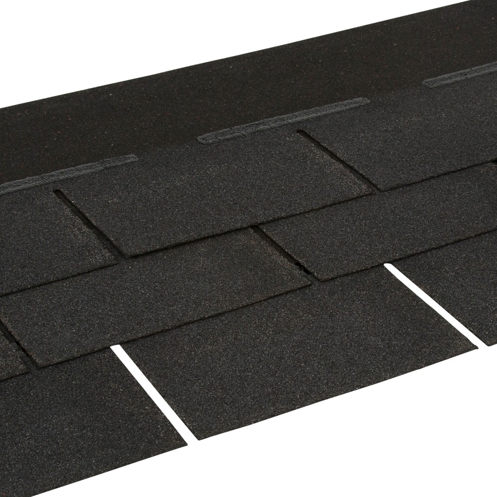 Bituminous Roofing Shingle Tile Strip Roofing Ventilation