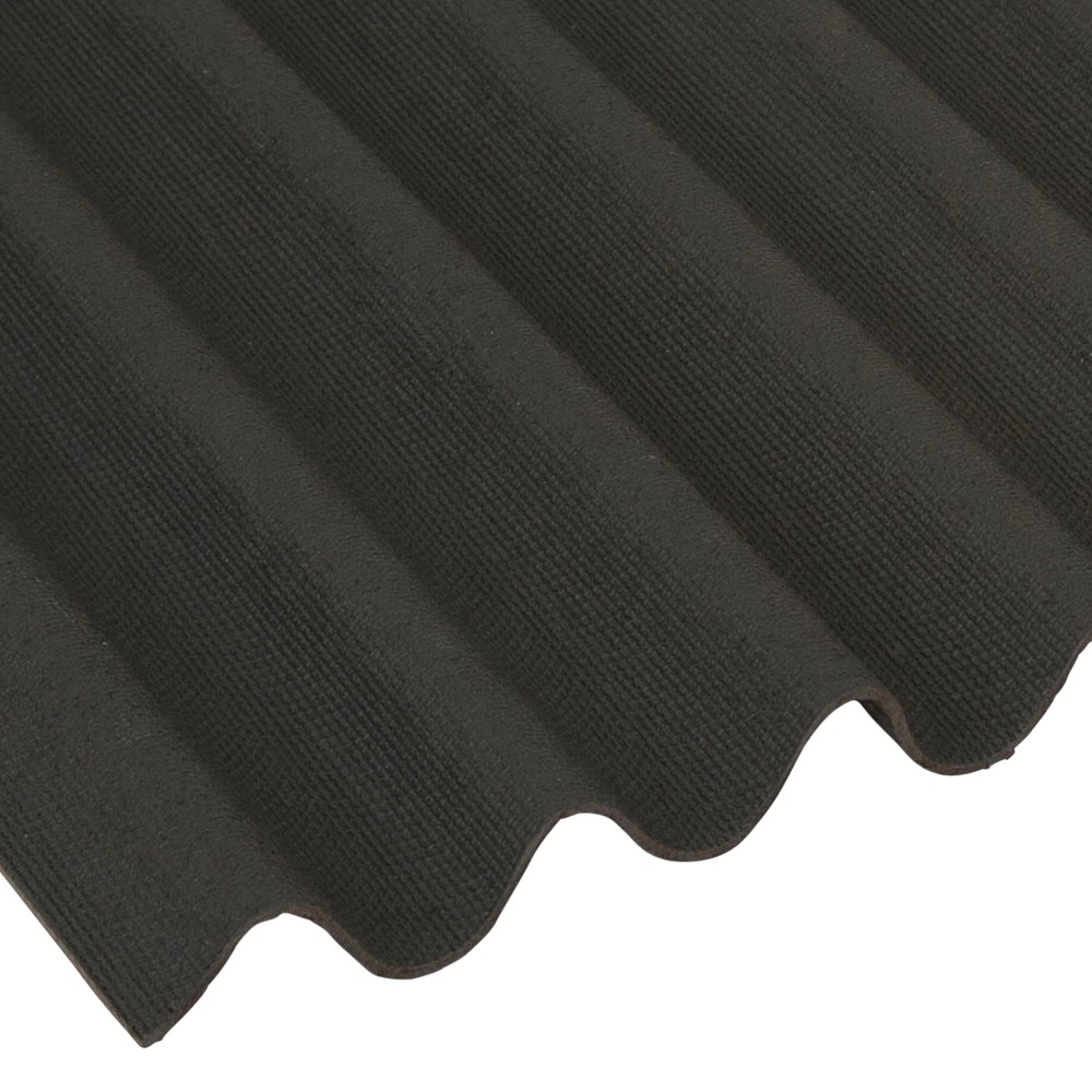 Corrugated Bitumen Mini Profile Roof Sheet 2 6mm Roofing
