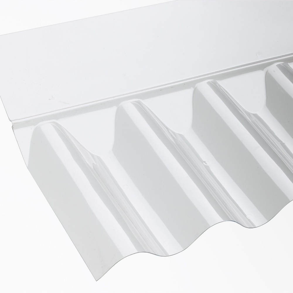 Corrugated Pvc Clear Wall Flashing Roofing Ventilation