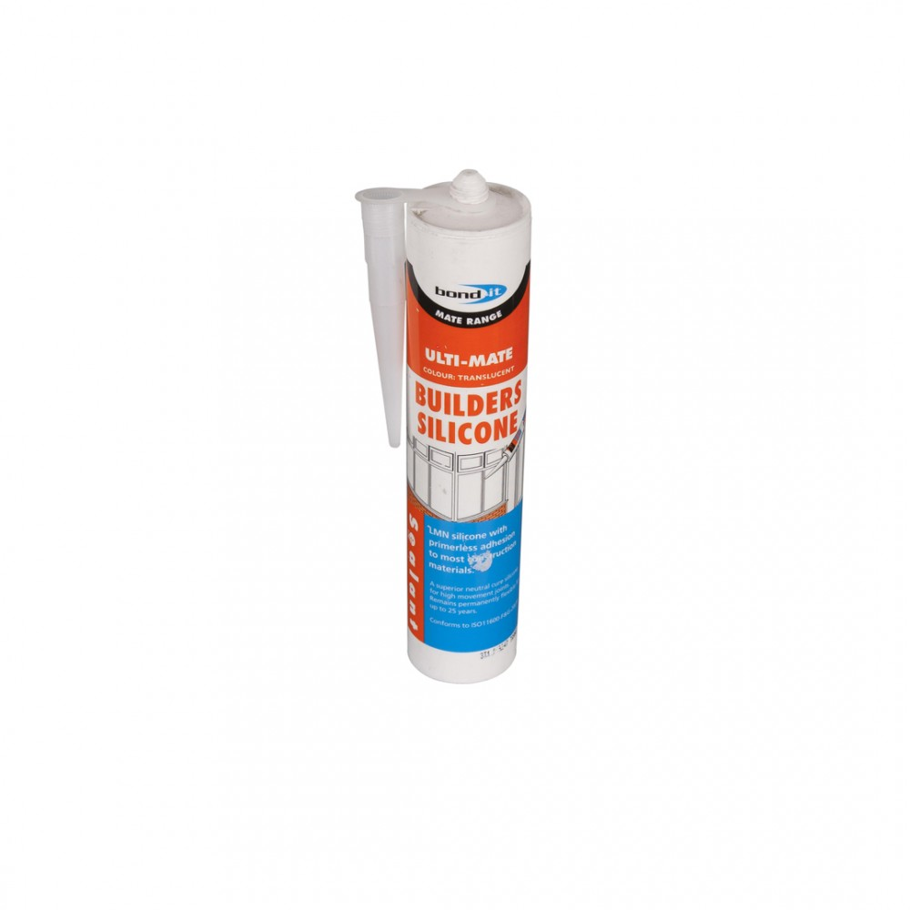 Low Modulus Silicone Sealant - White