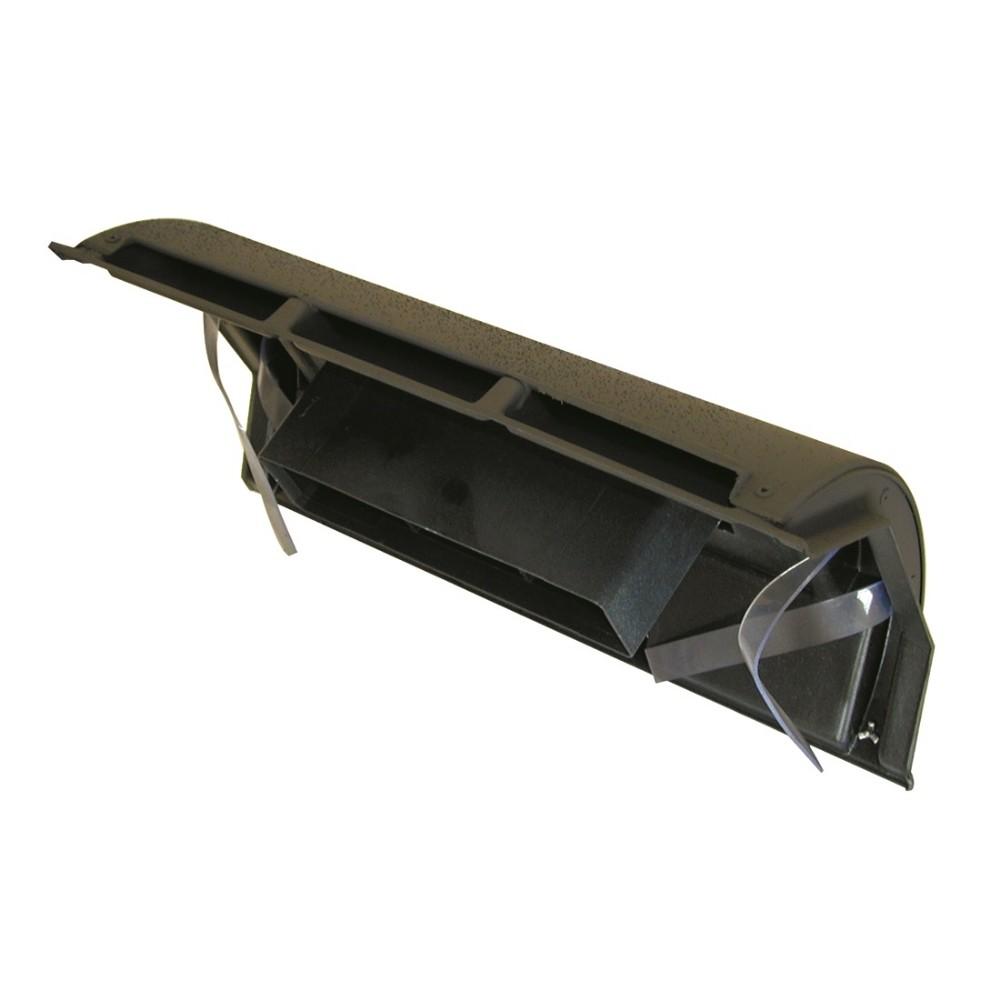 Air Ventilator For Godowns : Marley segmental ridge tile vent roofing ventilation