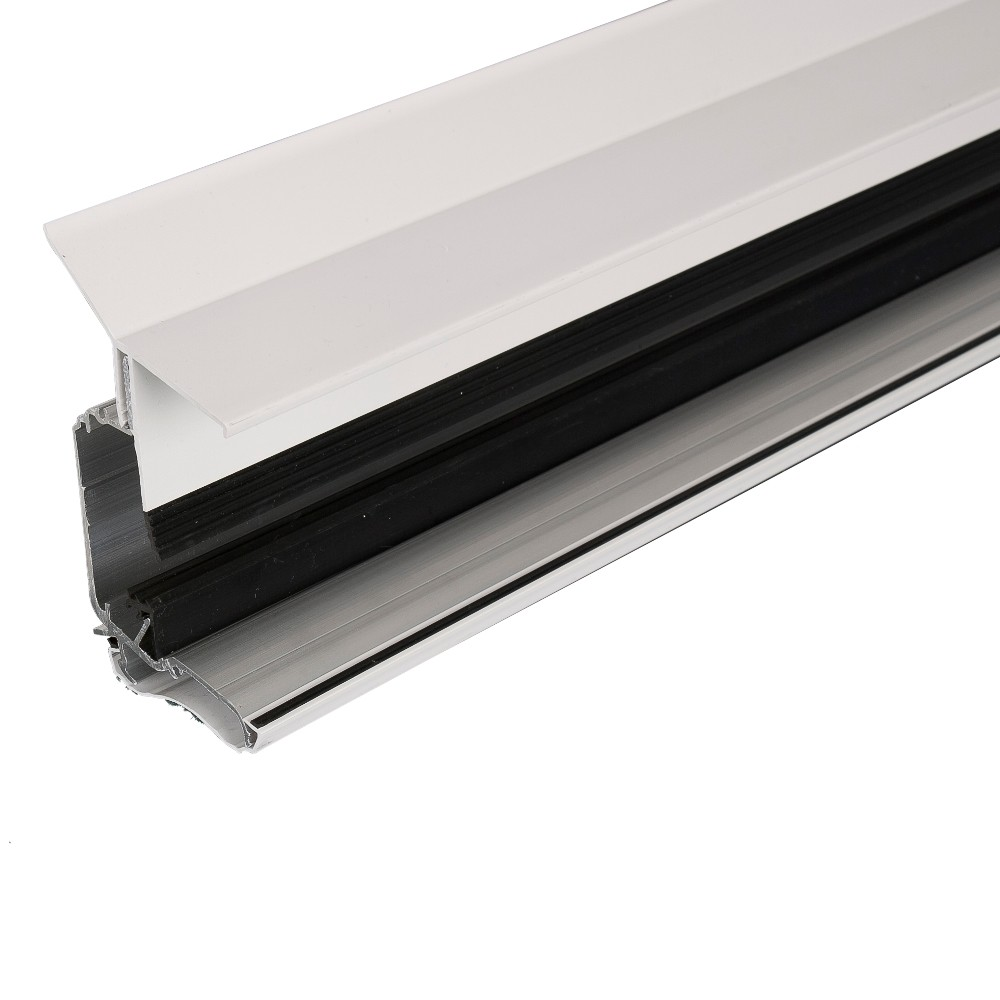 Self Supporting Polycarbonate System Wall Plate Roofing