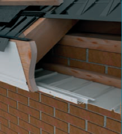 Continuous Soffit Vent X 2 44m 10mm Air Gap Harcon