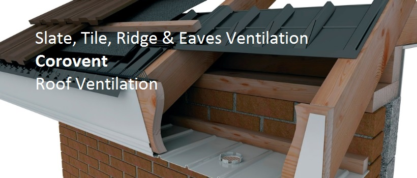 Corovent Roof Ventilation