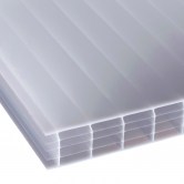 25mm Opal Multiwall Polycarbonate
