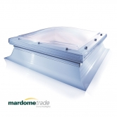 Fixed Rooflights with Sloping Kerb