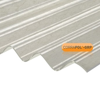 Corrapol GRP Corrugated Roof Sheets