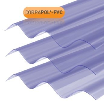 Corrapol PVC Corrugated Roof Sheets